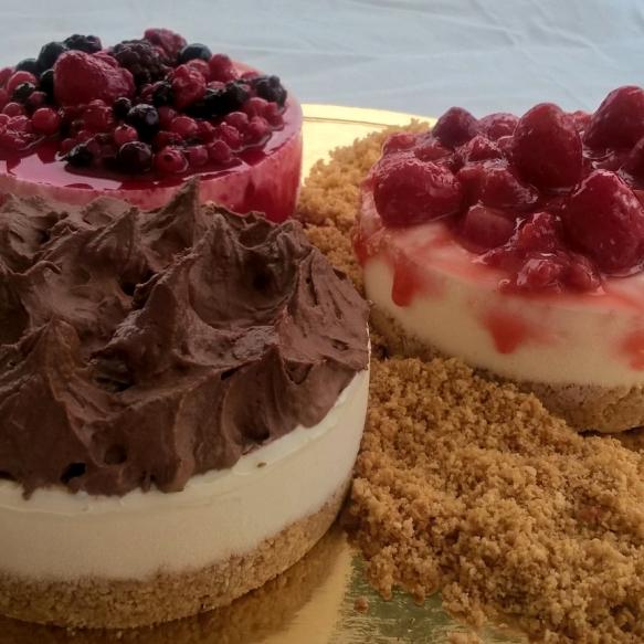 Three seasons cheesecake
